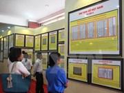 Hoang Sa, Truong Sa exhibition held in Binh Thuan