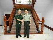 Vietnam, China continue to bolster cross-border defence exchanges