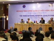 Hospital quality improvement discussed at seminar