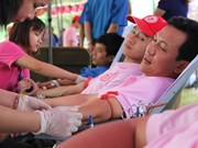 HCM City in urgent need of blood donors