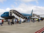 Vietnam Airlines adjusts flight schedules to Taiwan due to Meranti