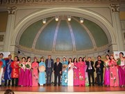 Cultural programme highlights Vietnam-Norway ties
