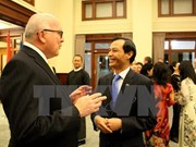 Australia highlights ASEAN's central role in region