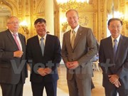 Vietnam boosts cooperation with German state