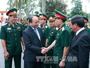 Prime Minister visits Military Zone 3