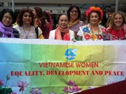 Vietnam joins women's int'l democratic federation congress