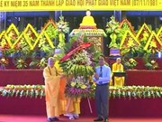 Thua Thien-Hue celebrates Buddhist Sangha's anniversary