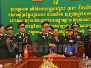 Cambodia locality continues search for Vietnamese soldiers' remains