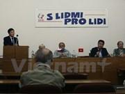 Czech Party hosts seminar on Vietnam's development experience
