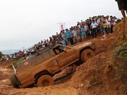 Amateur drivers to overcome challenges at Vietnam Offroad Cup