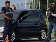 Malaysia captures four terrorist suspects