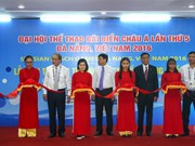 ABG 5 Int'l media centre opens