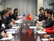 Vietnam, US increase all-level dialogues