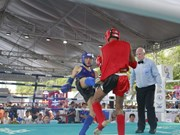Vietnam bags three bronze medals at Asian Beach Games