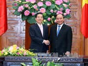 PM facilitates cooperation with Chinese public security ministry