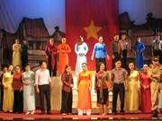 Ninh Binh hosts traditional opera festival