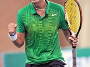 Nam continues rise up world ATP rankings