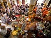 Greetings to Khmer people on Sene Dolta festival
