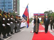Vietnam and Cambodia to bolster ties