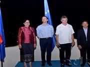 EU upgrades diplomatic mission in Laos