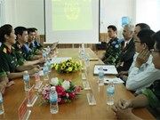 Vietnam, Canada enhance military medical cooperation