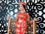 Vietnamese beauty among top 10 Int'l Tourism Queens