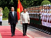 Presidents of Vietnam, Philippines vow to strengthen ties