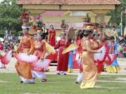 Cham community celebrates Kate festival