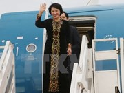 NA Chairwoman wraps up visits to Laos, Cambodia, Myanmar