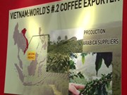 [Video] Vietnam promotes Arabia coffee in Japan