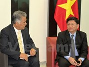 Vietnam, Mexico tighten economic link