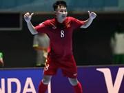 FIFA picks Vietnam's futsal goal as World Cup's top 10