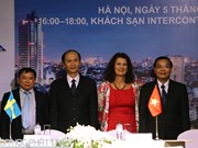 Vietnam, Sweden seek ways to promote sustainable development