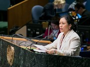 Vietnam affirms consistent support for complete disarmament