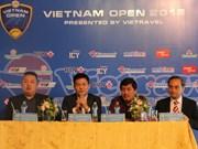 Tennis: Vietnam Open 2016 to kick off on October 8