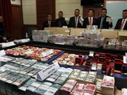 Malaysia seizes biggest-ever corruption cash