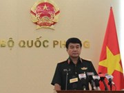Deputy Chief of General Staff receives Cambodian guest