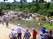Ecotourism site in Binh Dinh draws tourists