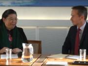 [Video] Leading Vietnamese legislator visits Denmark