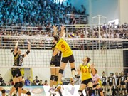 International Women's Volleyball Tourney begins