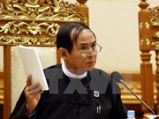 Myanmar's parliament sessions to adjourn until November