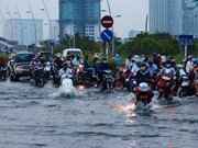 [Video] HCM City considers flood prevention top priority