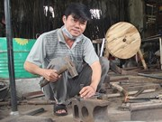 Hue sees surprising blacksmithing revival
