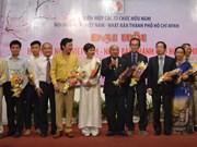 HCM City Vietnam-Japan Friendship Association holds Congress