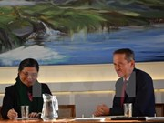 [Video] Leading Vietnamese legislator continues Denmark visit