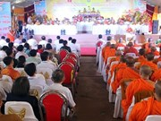 Vietnam Buddhist Sangha's anniversary marked