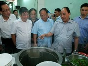 [Video] PM urges HCM City to ensure food safety