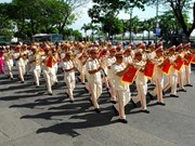 Vietnam attends World Police Band Concert in Japan