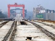 Hanoi's railway a step closer to reality
