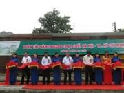 Hanoi-Binh Duong non-stop cargo railway service debuts